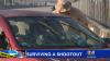 Американец устроил дорожные разборки при помощи автомата Калашникова