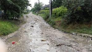 Улица в Чадыр-Лунге оказалась в оползневой зоне, четыре дома могут обрушиться