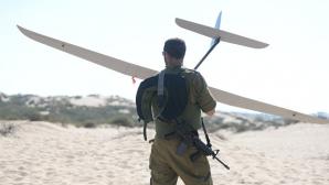 """Израильский беспилотник-разведчик """"Skylark"""" упал на ливанской границе"""