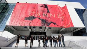 На Лазурном берегу откроют юбилейный Каннский кинофестиваль