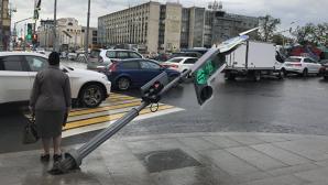 Власти изучат ситуацию с убившей москвича остановкой