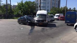 Аномальный перекресток: авария на том же месте второй день подряд