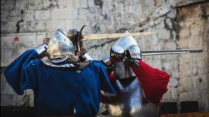 Команда из Молдовы приняла участие в Чемпионате по средневековому бою
