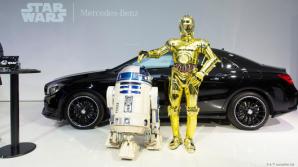 """В """"День Звездных войн"""" Mercedes-Benz отправил свой седан на темную сторону"""