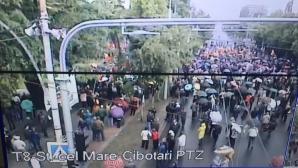 Сколько людей собралось на протест: фото