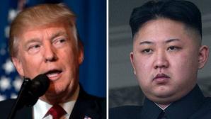 Президент США Дональд Трамп готов обсудить с лидером КНДР Ким Чен Ыном ядерные испытания