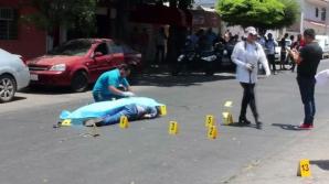 В Мексике убит журналист, писавший о наркопреступности