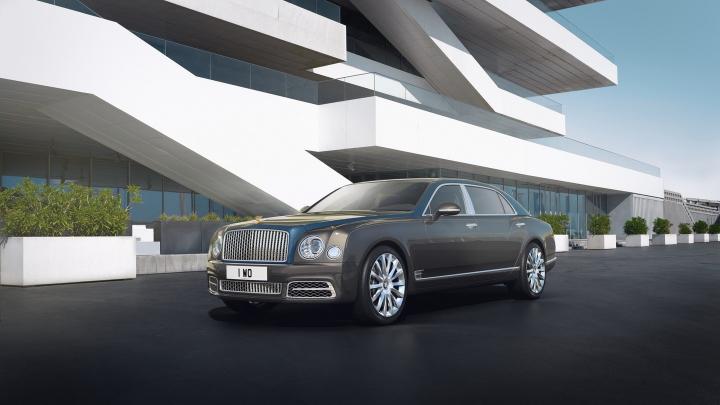 Bentley создаст автомобиль для веганов