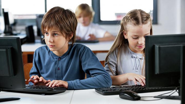 В России разработали меры по защите детей от опасной информации в Интернете