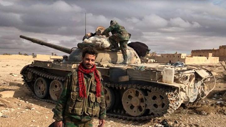 Сирийская армия отбила у ИГ фосфатный завод к юго-западу от Пальмиры