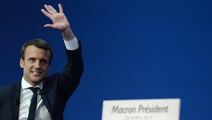 Макрон за неделю до выборов допустил перспективу Frexit