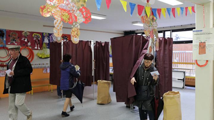 Выборы во Франции: до 12:00 проголосовало 28% избирателей