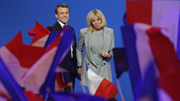 Эммануэль Макрон официально вступил в должность президента Франции