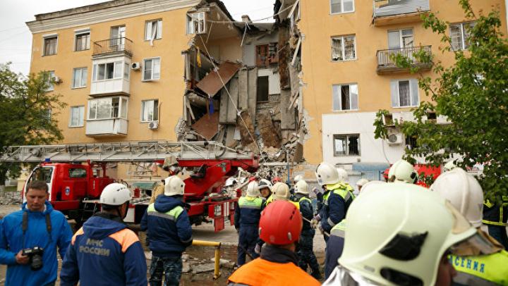Следователи рассказали, кто и как повредил газопровод в жилом доме в Волгограде