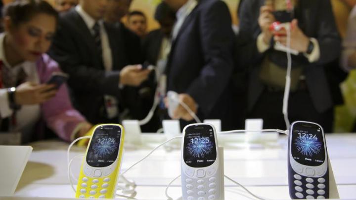 """Телефон Nokia 3310 вернулся на рынок и """"источает ностальгию"""""""