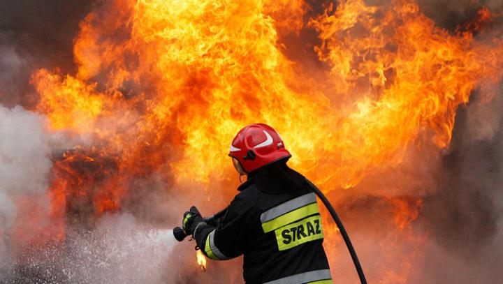 На пороховом заводе в Польше произошел мощный взрыв, есть пострадавшие
