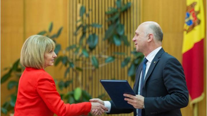 Правительство Республики Молдова и ООН подписали новую программу сотрудничества