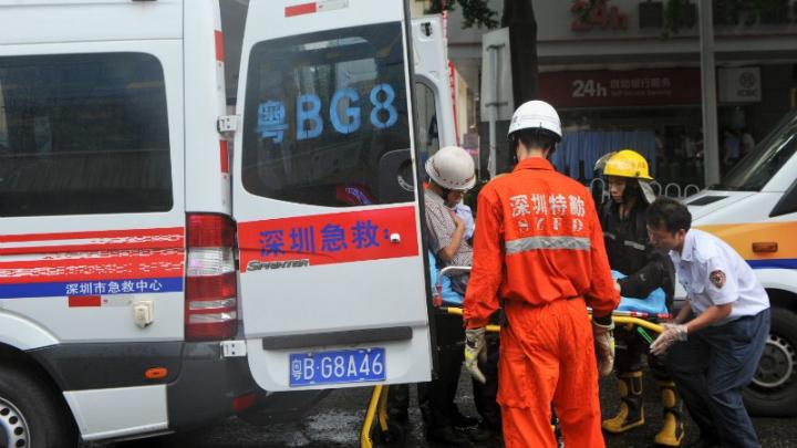 Восемь человек погибли при чистке канализации в Китае