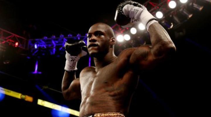 Американский боксер Уайлдер бросил вызов Джошуа