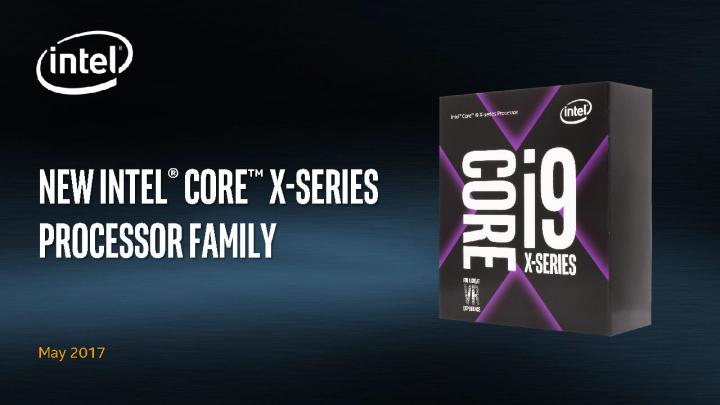 Intel анонсировала самый мощный в истории 18-ядерный процессор