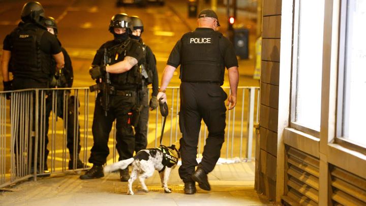 """СМИ сообщили о поездке """"манчестерского террориста"""" в Ливию"""