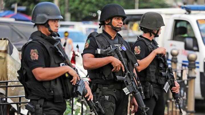 В столице Филиппин прогремел двойной взрыв