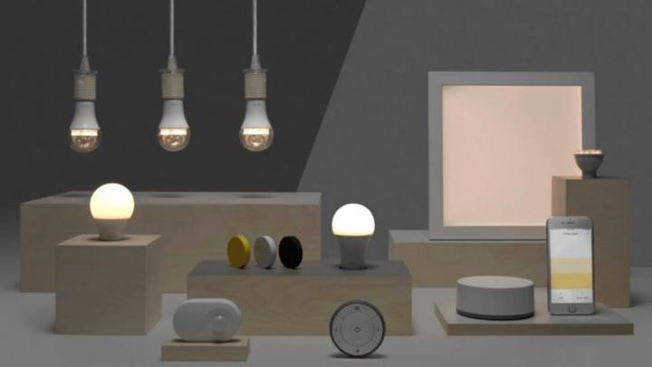 """""""Умные"""" лампы IKEA заработают с Siri и """"Ассистентом"""" Google"""