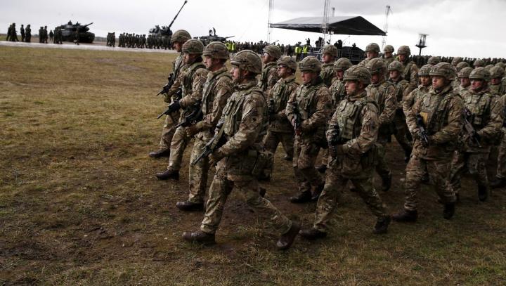 Германия рассмотрит предложение США об отправке войск НАТО в Сирию и Ирак