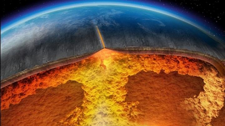 Представлена карта мощнейшего супервулкана Солнечной системы