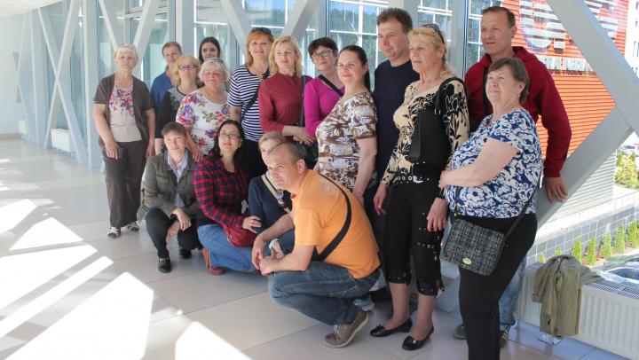 Члены Общества Глухих Республики Молдова в гостях у Publika TV