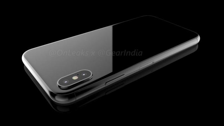 Дизайн iPhone 8 показали на видео