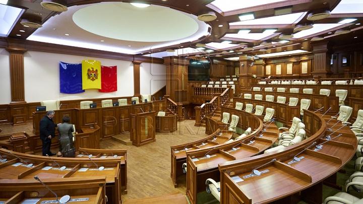 По просьбе ПСРМ в повестку дня внесли проект о переходе к смешанной избирательной системе