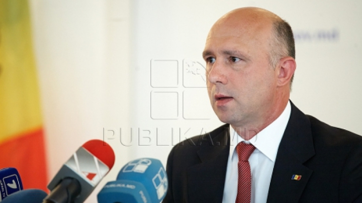 Павел Филип: Диаспора будет вносить вклад в развитие государственной политики