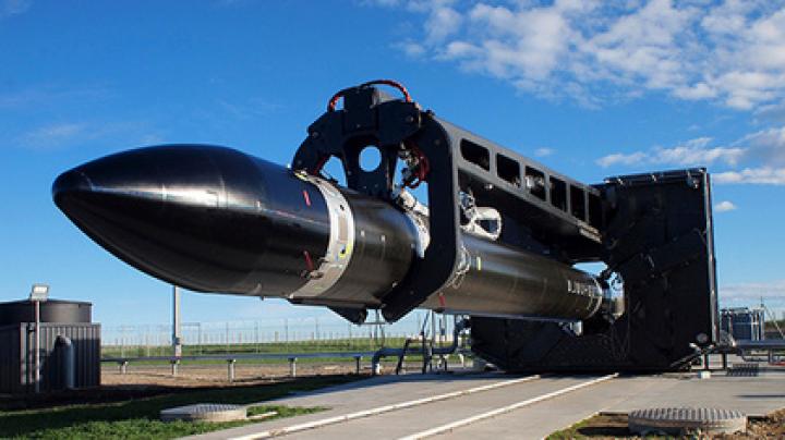 С частного космодрома в Новой Зеландии впервые запущена ракета-носитель