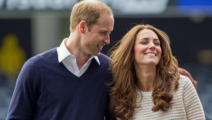 Принц Уильям и Кейт Миддлтон поделились новой фотографией дочери Шарлотты