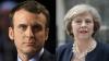 Макрон обсудил с Мэй выход Великобритании из Евросоюза