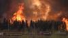В американском штате Аризона бушуют лесные пожары