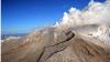 На Камчатке два вулкана выбросили столбы пепла на семь и восемь километров