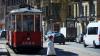 В Екатеринбурге безбилетник вытолкнул кондуктора из трамвая
