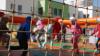 В Иркутской области четыре ребенка получили переломы на батутах