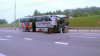 Под Тулой столкнулись три автобуса: четыре человека погибли
