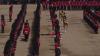 В Лондоне пять королевских гвардейцев упали в обморок на параде