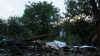 Под Луганском ураган разрушил и повредил кровли более 70 строений
