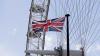 Посетителей колеса обозрения London Eye эвакуировали из-за неразорвавшегося снаряда