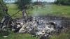 В Самарской области упал самолет