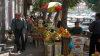 Борьбу с незаконной торговлей вокруг рынка в центре города начали еще накануне