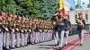 Рота почетного караула Национальной армии отмечает сегодня 25-летие
