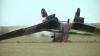 На авиашоу во Франции самолёт времён Второй мировой перевернулся при взлёте