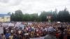 В Молдове прошли митинги в поддержку смешанной избирательной системы