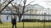 Охрана поймала мужчину, пытавшегося проникнуть в Белый дом